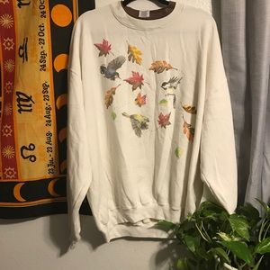 Fall Themed Sweater